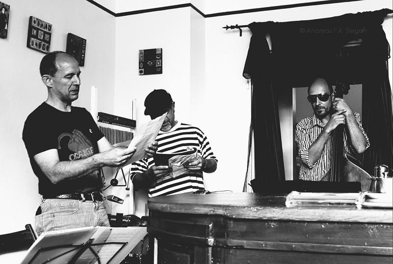 Gauchos monacos at Caffé Fausto