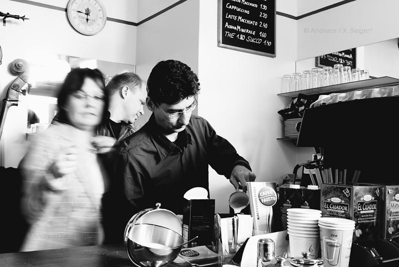 Gauchos Monacos at Caffé Fausto April 2008