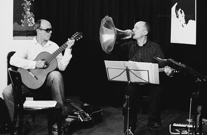 Gauchos Monaco Konzert im Café Indigo