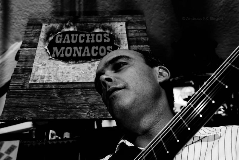Gauchos Monacos at Valentinmusäum - September 2007