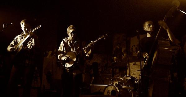 Bluegrass Show @ Burro Bar