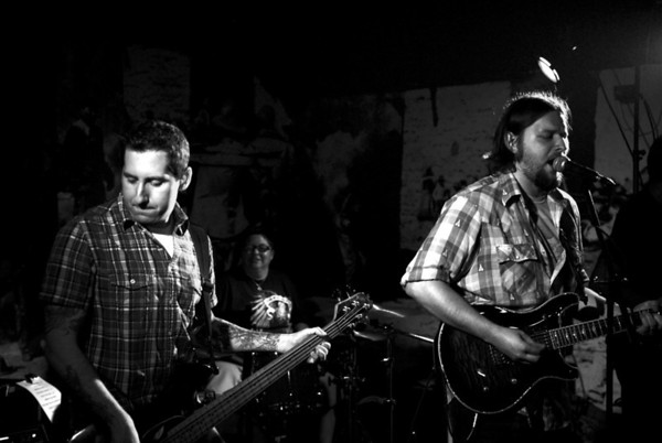 Bluegrass Show @ Burro Bar