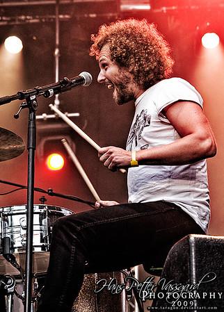 Tommy Tokyo at Månefestivalen 2009