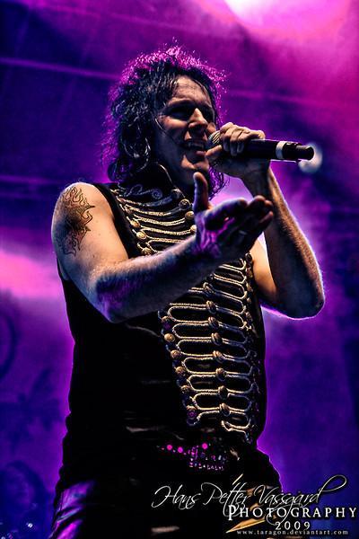 Åge Sten Nilsen Live in Concert, Fredrikstad 2009