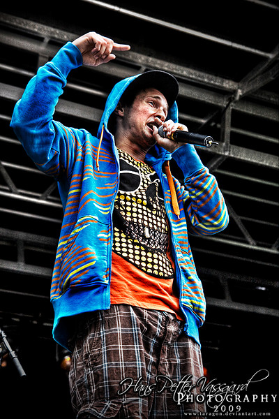 JokR at Glommafestivalen 2009