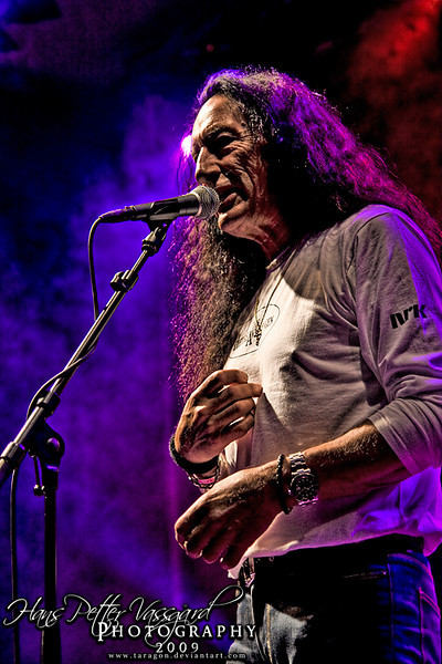 Ken Hensley at Gressvik Summer Weekend 2009