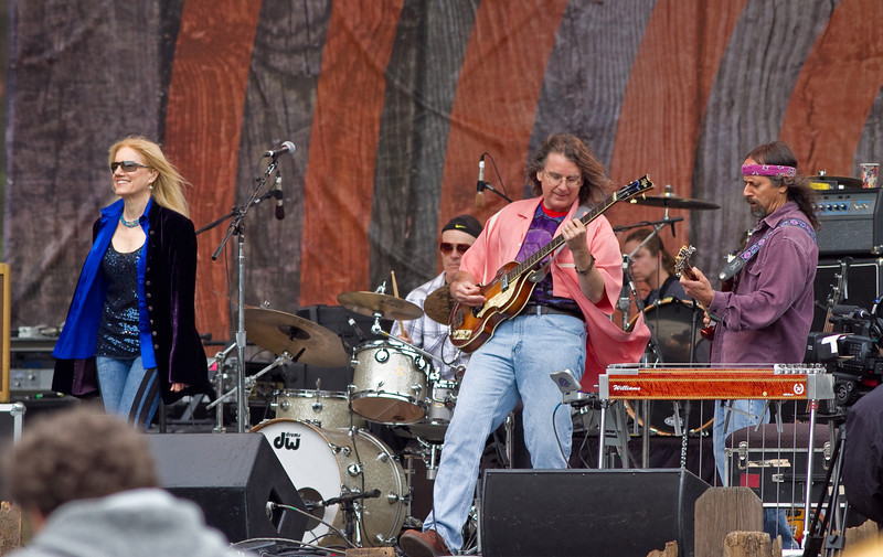 Moonalice at Hardly Strictly Bluegrass Festival in Golden Gate Park, SF