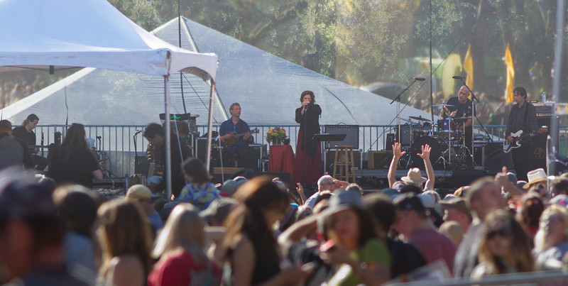 Cowboy Junkies at Hardly Strictly Bluegrass Festival, 2012.