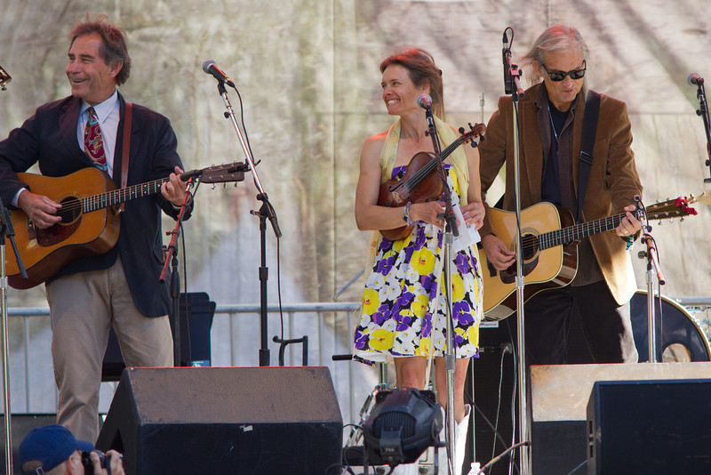 The Wronglers play with Ron Tomason and Jimmie Dale Gilmour at Hardly Strictly Bluegrass Festival, 2012.