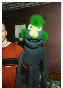 Justin's  Puppet 001