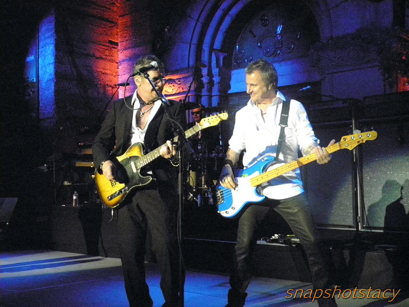 Another Tim & Garry moment. <br /> They got a lot of love from us. :-)