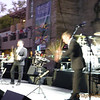 INXS - Andrew, Tim, & Jon playing Drum Opera.<br /> (Blurry... but the stick action was very cool, so I kept it!)
