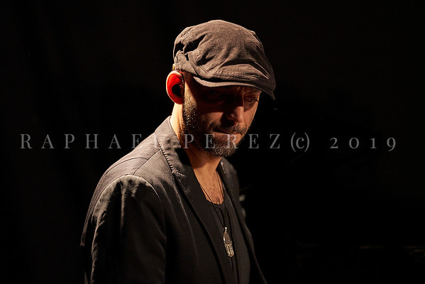 Idan Raichel Solo piano concert and friends. New Morning Paris, March 2019