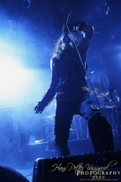 1349 at the Inferno Festival, Oslo, 2008