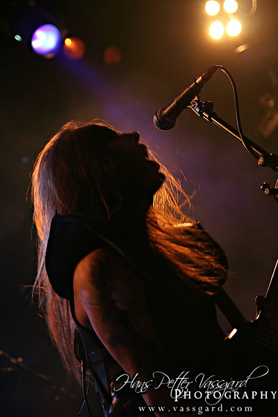 Behemoth at the Inferno Festival, Oslo, 2008