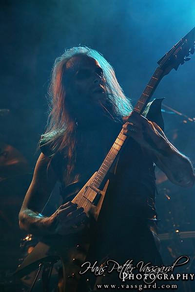 Behemoth at the Inferno Festival, Oslo, 2008