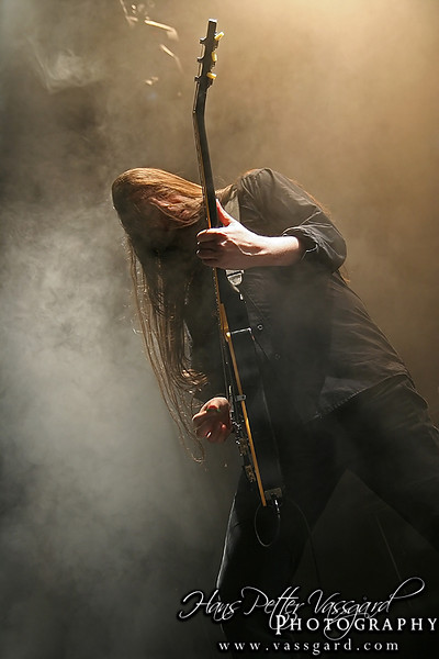 Gorefest at the Inferno Festival, Oslo, 2008
