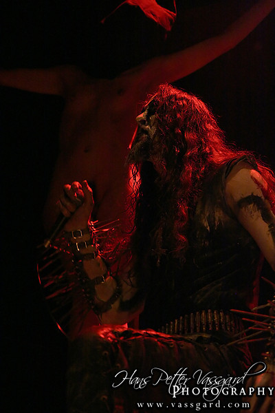 Gorgoroth at the Inferno Festival, Oslo, 2008