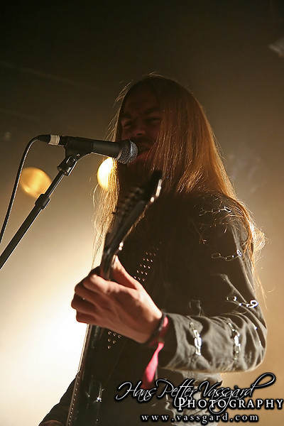 Iskald at the Inferno Festival, Oslo, 2008