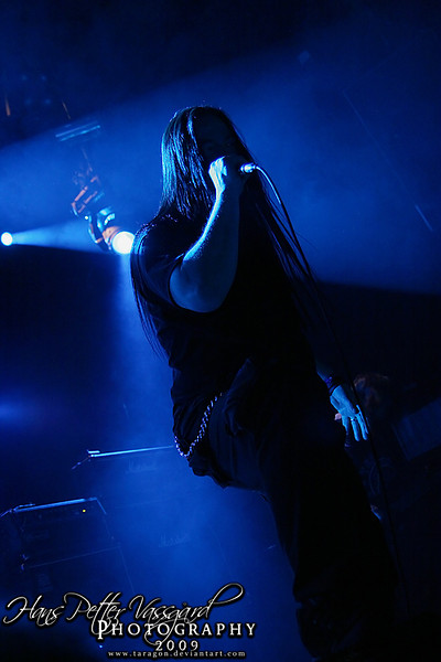 Onslaught at the Inferno Festival, Oslo, 2008