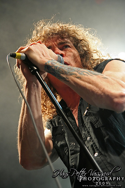 Overkill at the Inferno Festival, Oslo, 2008