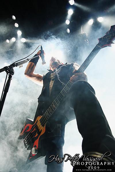 Overkill at the Inferno Festival, Oslo, 2008