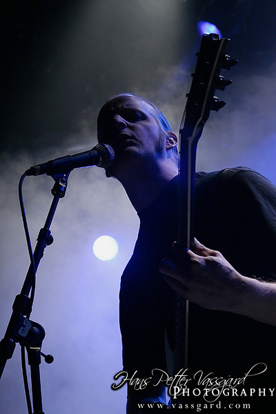 Tulus at the Inferno Festival, Oslo, 2008