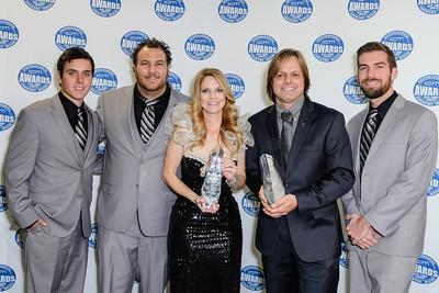 20th Annual ICM Faith, Family, Country Awards, The Roys