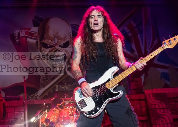 Iron Maiden - The Forum, Inglewood, CA 4-15-16