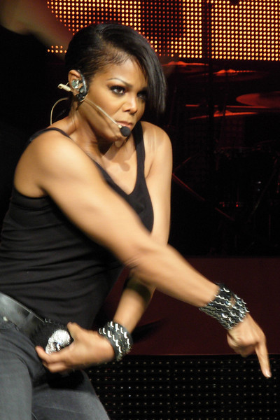 Janet Jackson - Omaha 05 April 2011