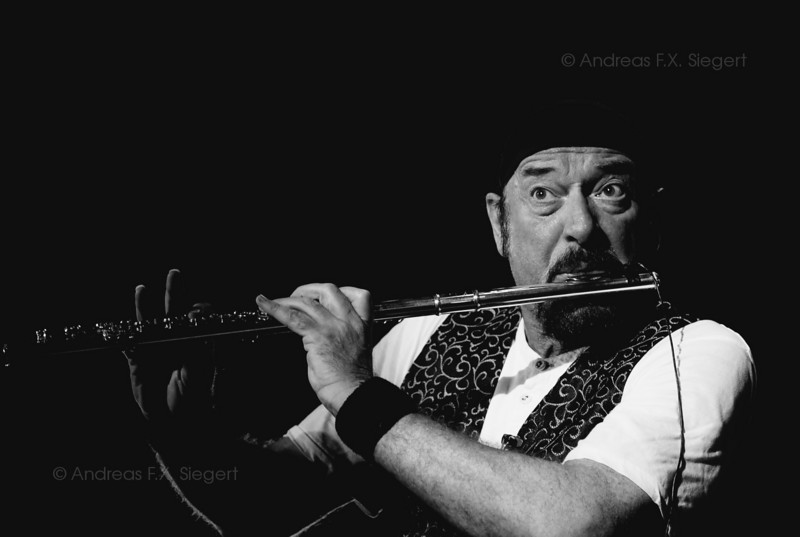 Ian Anderson <br /> Jethro Tull concert  July 2008 - Tollwood