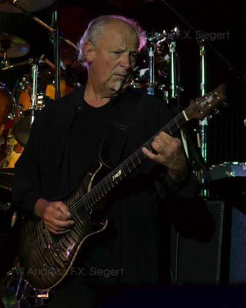 Martin Barre<br /> Jethro Tull concert  July 2008 - Tollwood