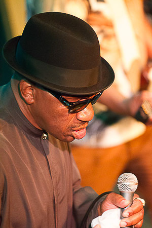 John Lee Hooker JR. The Brook, Southampton-20