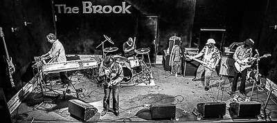 John Lee Hooker JR. The Brook, Southampton-6