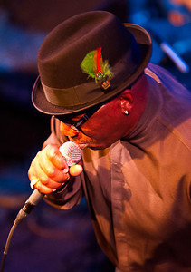 John Lee Hooker JR. The Brook, Southampton-15