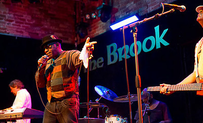 John Lee Hooker JR. The Brook, Southampton-2