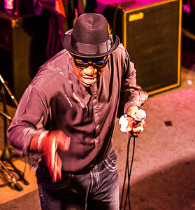 John Lee Hooker JR. The Brook, Southampton-17