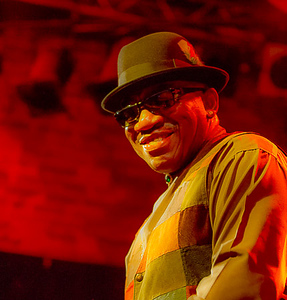 John Lee Hooker JR. The Brook, Southampton-9