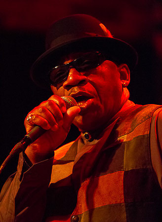 John Lee Hooker JR. The Brook, Southampton-3