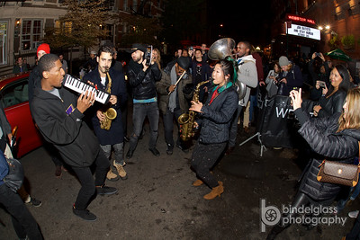 Jon Batiste Webster Hall October 3, 2015