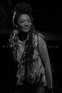 Judith Hill show in Paris New Morning. November 2019