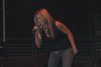 Julie Roberts ~ Omaha, November 2004