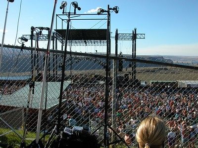 July 3, 2004 The Dead @ The Gorge