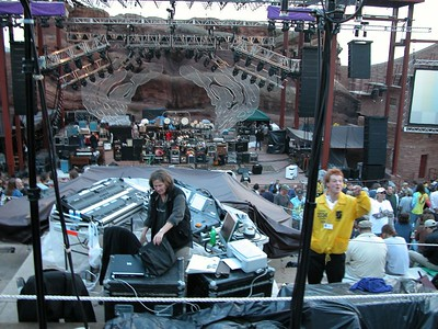 June 20, 2004 The Dead @ Red Rocks