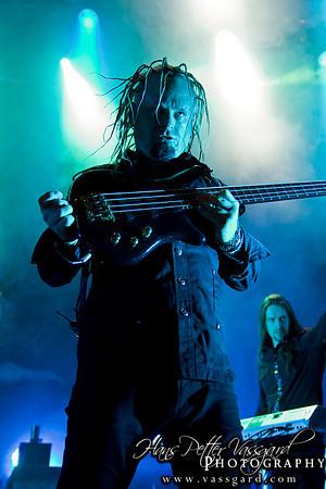 Kamelot at Sentrum Scene, Oslo, April 16.-17. 2010