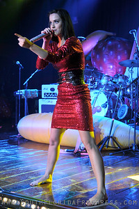 Ft Lauderdale, FL APRIL 29 : Katy Perry performs at Revolution Live on April 29,2009 in Ft Lauderdale, Florida.