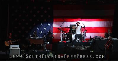 Kid Rock Sunfest 2014