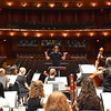 Symphony Orchestra Soundcheck