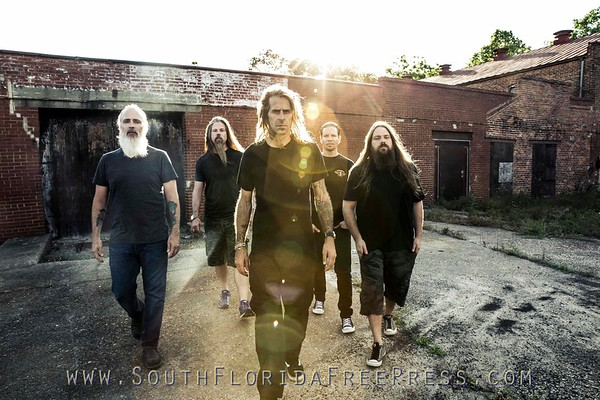 Lamb of God Coming to Cruzan 7/24