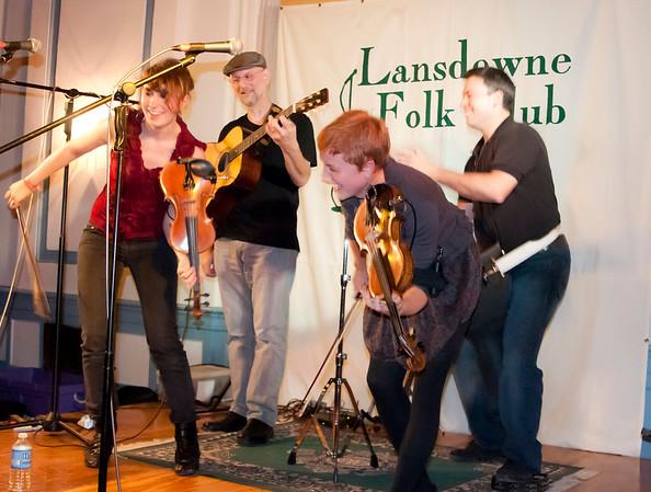 Lansdowne Folk Club